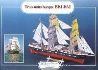 Trois-mâts barque Belem