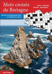 Mots croisés de Bretagne : culture, patrimoine, tourisme, gastronomie