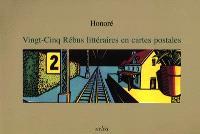 Vingt-cinq rébus littéraires en cartes postales. Volume 4
