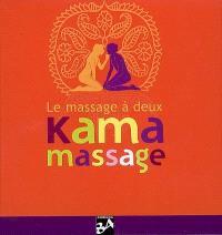 Kama massage : le massage à deux