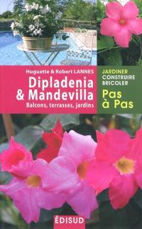 Dipladenia & Mandevilla : balcons, terrasses, jardins