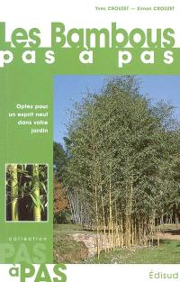 Les bambous pas à pas : optez pour un esprit neuf dans votre jardin