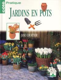 Jardins en pots