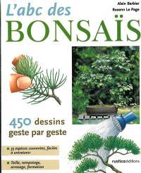 L'abc des bonsaïs