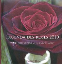 L'agenda des roses 2010
