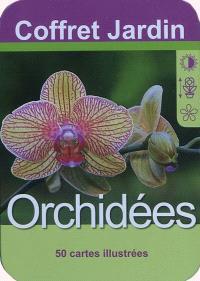 Orchidées : 50 cartes illustrées