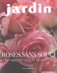 Roses sans souci : 60 variétés faciles à cultiver