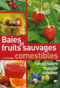 Baies et fruits sauvages comestibles : reconnaître, cueillir, cuisiner