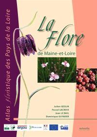 L'atlas de la flore de Maine-et-Loire