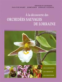 A la découverte des orchidées sauvages de Lorraine