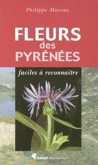 Fleurs des Pyrénées : facile à reconnaître