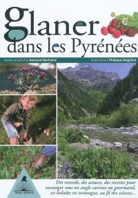 Glaner dans les Pyrénées : des conseils, des astuces, des recettes pour envisager sous un angle curieux ou gourmand ses balades en montagne, au fil des saisons...
