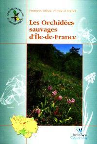 Les orchidées sauvages d'Ile-de-France