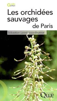 Les orchidées sauvages de Paris