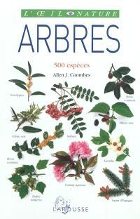 Arbres : 500 espèces