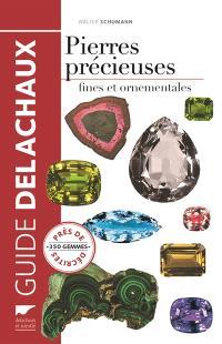 Guide des pierres précieuses : pierres fines et ornementales