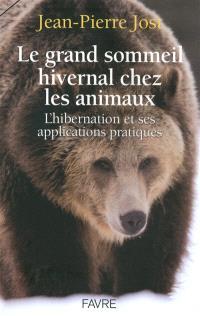 Le grand sommeil hivernal chez les animaux : l'hibernation et ses applications pratiques