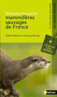 Mammifères sauvages de France