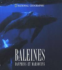 Baleines, dauphins et marsouins