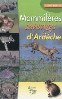 Mammifères sauvages d'Ardèche