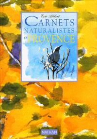 Carnets naturalistes en Provence