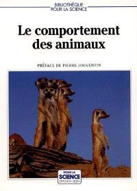 Le Comportement des animaux