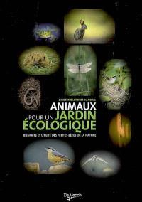 Les animaux pour un jardin écologique : bienfaits et utilité des petites bêtes de la nature