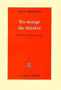 En marge du théâtre