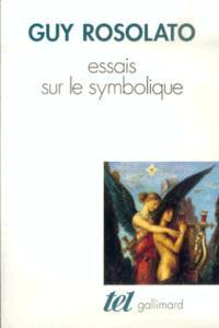 Essais sur le symbolique