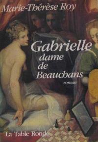 Gabrielle, dame de Beauchans
