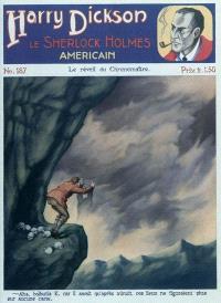 Harry Dickson : le Sherlock Holmes américain. Volume 187, Le réveil du Chronomaître