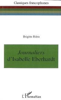 Journaliers d'Isabelle Eberhardt