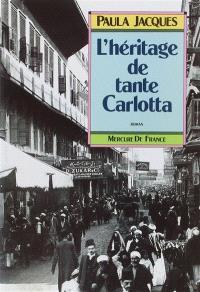 L'héritage de tante Carlotta