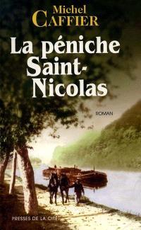 La péniche Saint-Nicolas