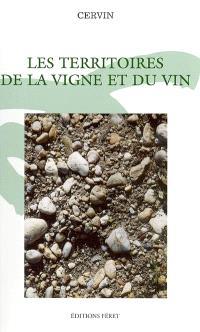 Les territoires de la vigne et du vin