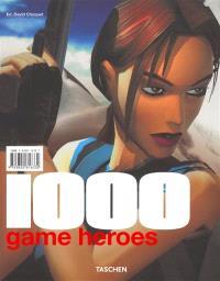 1.000 Game heroes