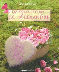 Les belles lettres d'Alexandre