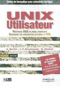Unix utilisateur
