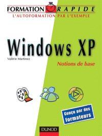 Windows XP : notions de base