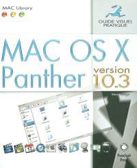 Mac OS X 10.3 Panther