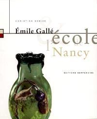 Emile Gallé et l'école de Nancy