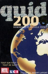 Quid 2006 : tout sur tout, tout de suite