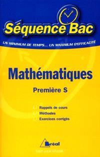 Mathématiques 1re S