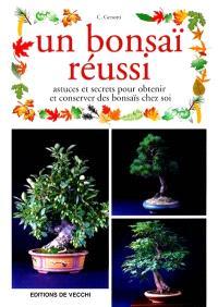 Un bonsaï réussi : astuces et secrets pour obtenir et conserver des bonsaïs chez soi
