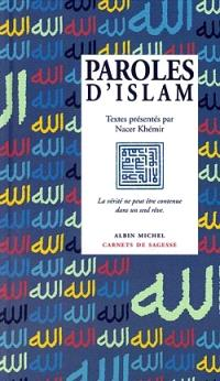 Paroles de l'Islam