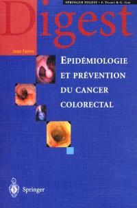 Épidémiologie et prévention du cancer colorectal