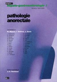 Pathologie anorectale