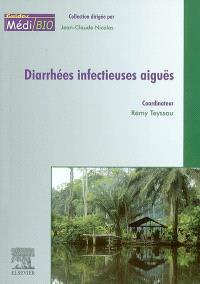 Diarrhées infectieuses aiguës