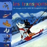 Gaspard et Lisa. Volume 2000, Les transports