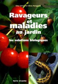 Ravageurs et maladies au jardin : les solutions biologiques